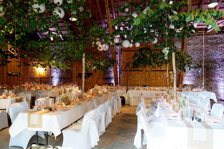 Hochzeitsdekoration von Dekomant Hannover